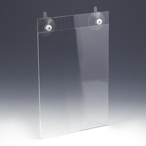 Fensterplakathalter