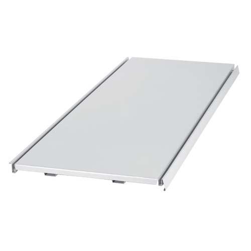 Stahl Regalboden100 cm, 37 cm