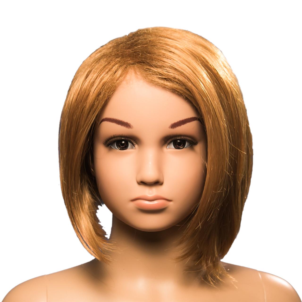 Kinder Perücke Mädchen blond