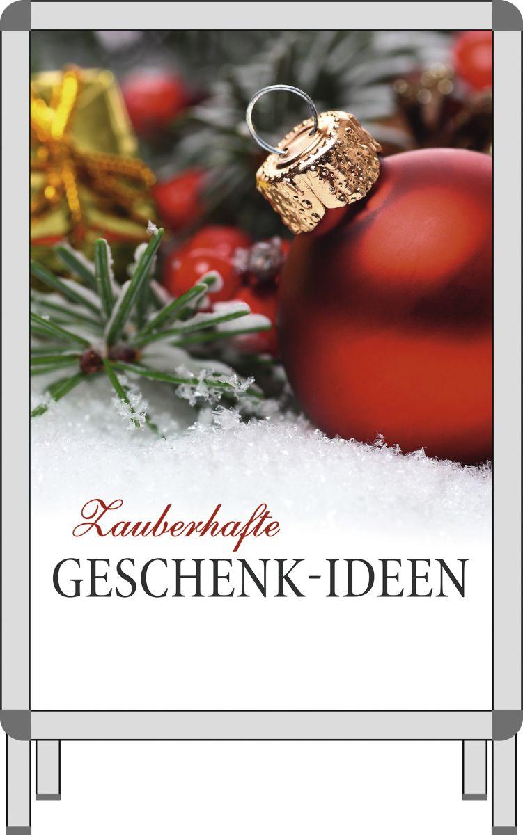 Rahmenplakat Weihnachten