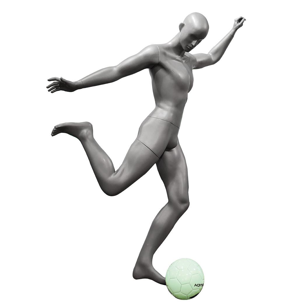 Fußballer Schaufensterpuppe Sport