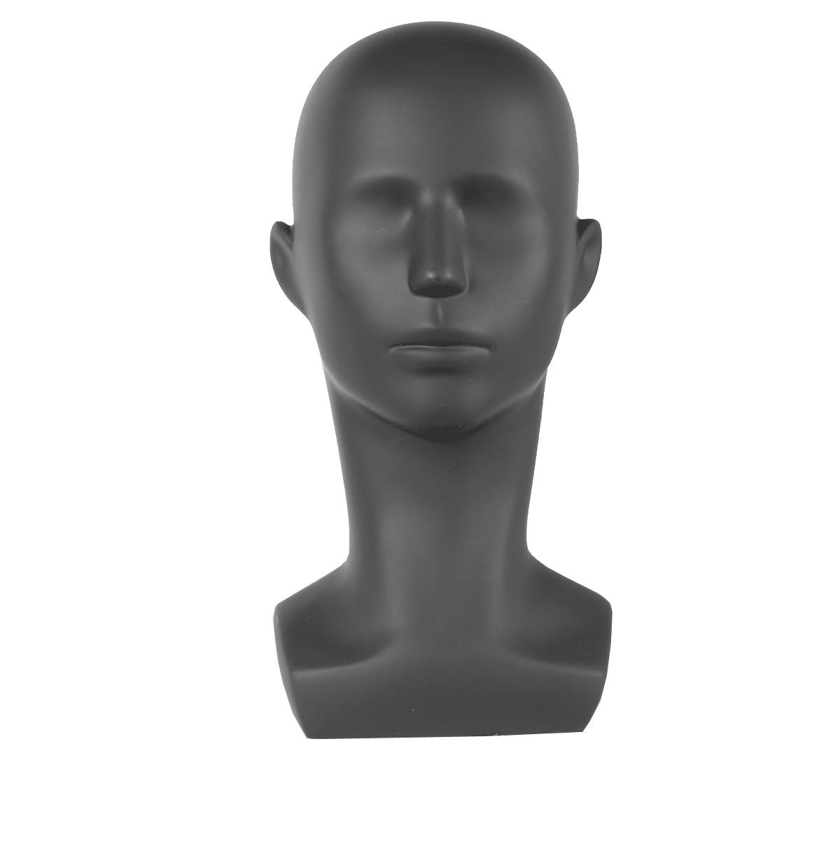 Männerkopf abstrakt