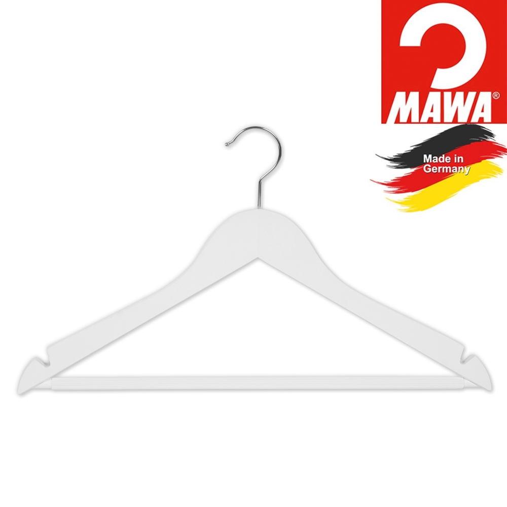 MAWA Kleiderbügel mit Hosensteg