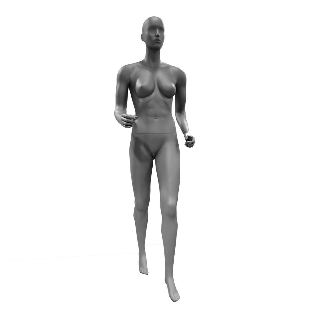 Sport Schaufensterpuppe weiblich