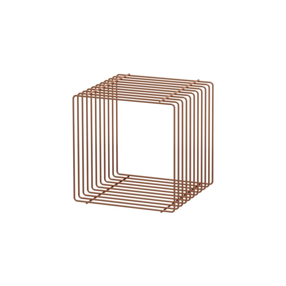 Würfelsystem Cube Kupfer