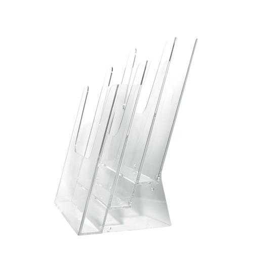 Mehrfach-Prospekt-Ständer A4
