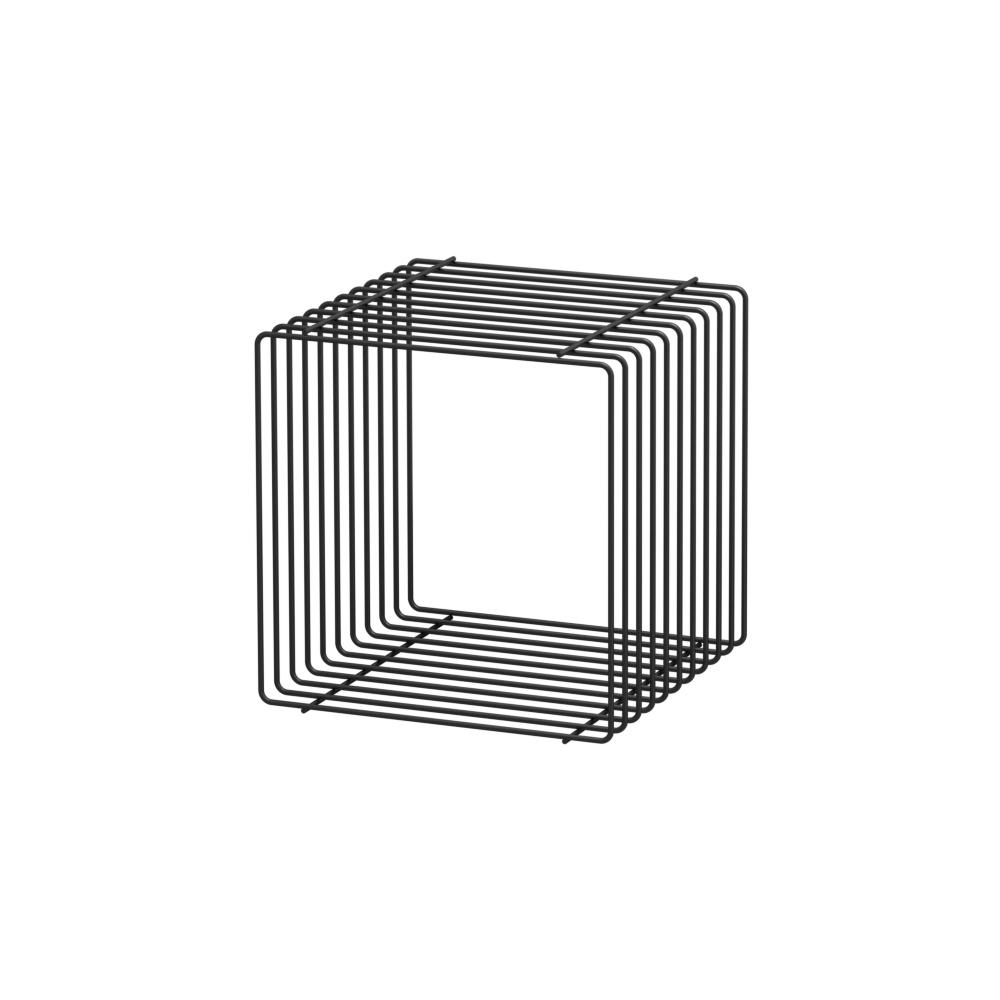 Würfelsystem Cube Schwarz