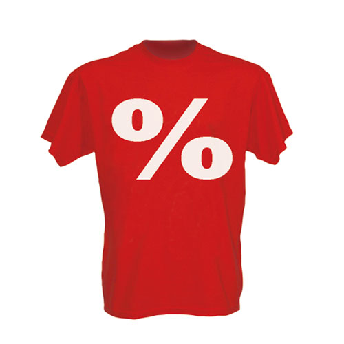 T-Shirt %