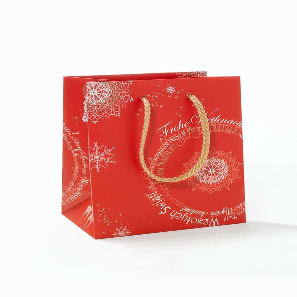 Papiertaschen Weihnachten
