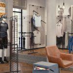 Wandgitter Ladeneinrichtung: kreativ & vielseitig