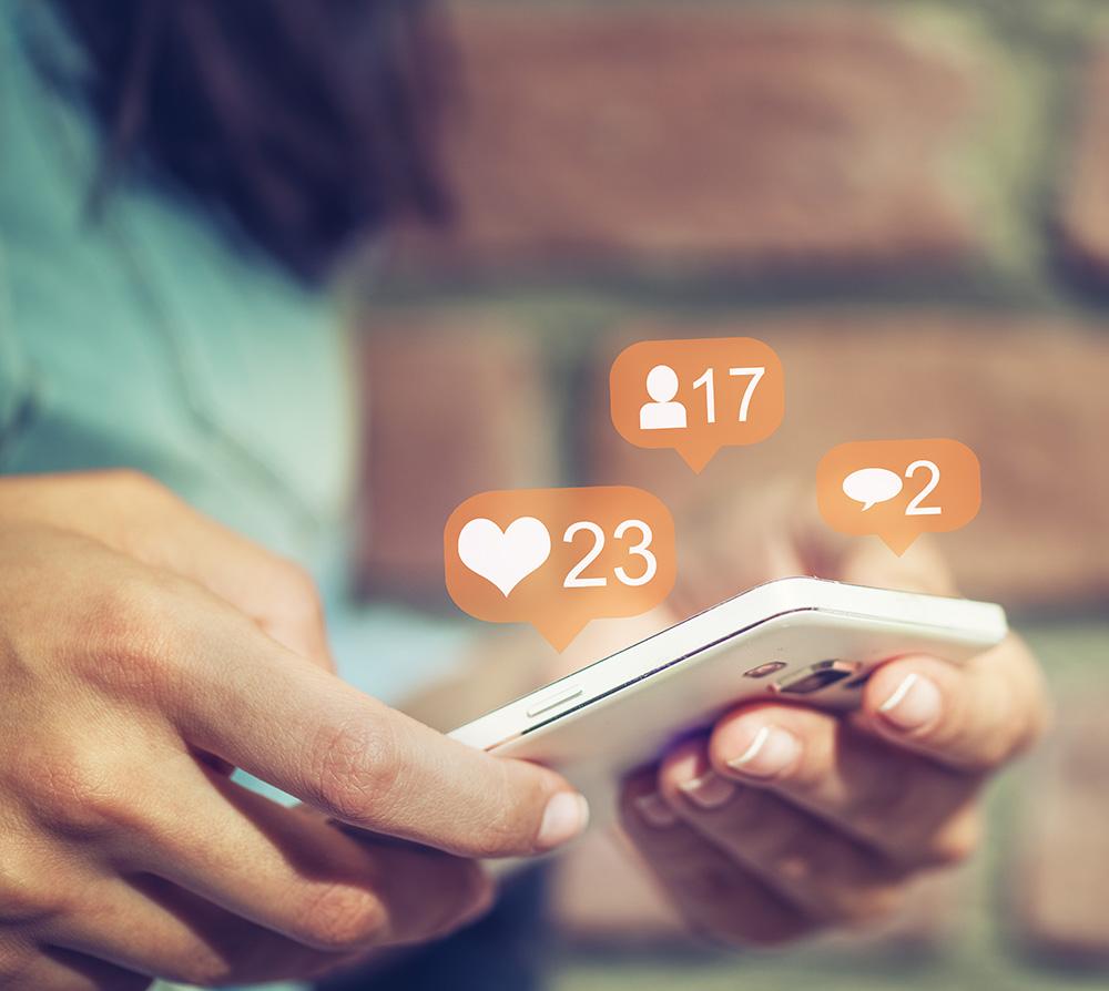Empfehlungen Online Postings